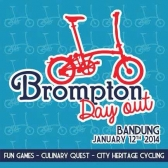 BROMPTON DAYS OUT 2 (JAN 2014)