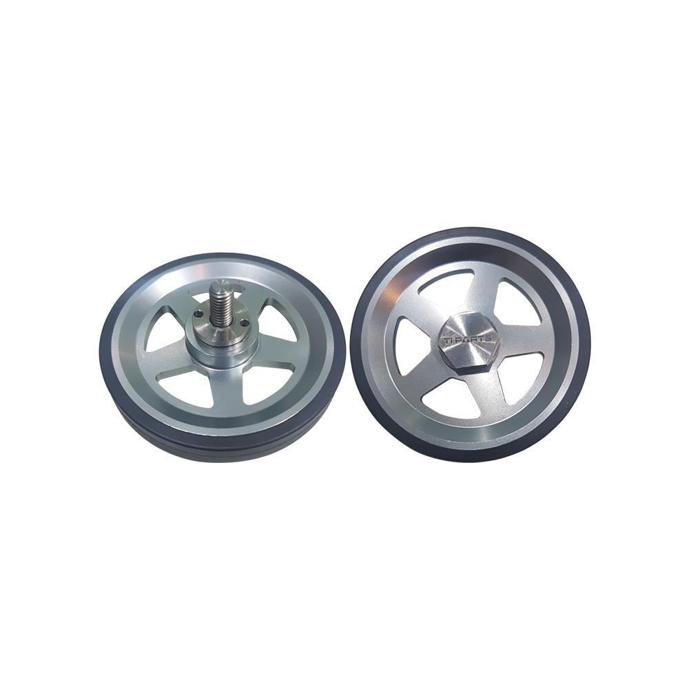 Ti Parts Easy Wheel 5 Spokes For Bromtpon